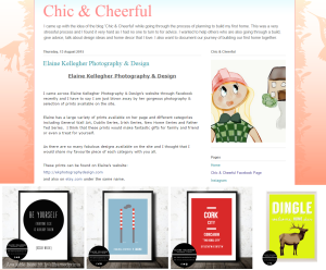 Chic & Cheerful