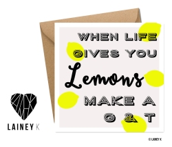 When Life Gives You Lemons_Copyright © LAINEY K