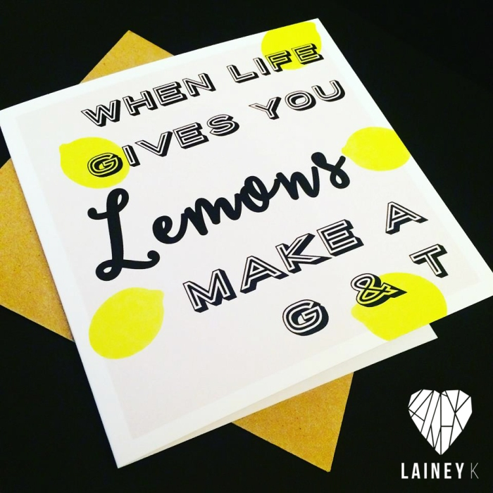© LAINEY K_When life gives you Lemons