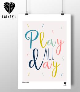 New LAINEY K Designs