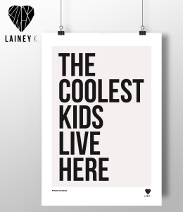 New LAINEY K Designs