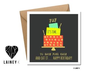 LAINEY K Birthday Collection