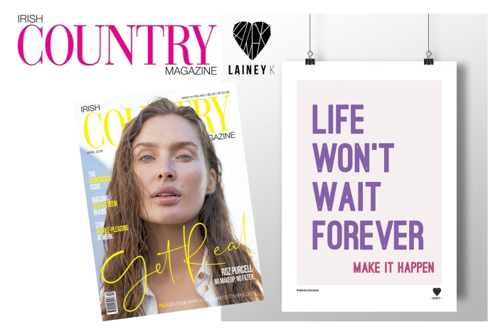 LAINEY K_LIFE WON'T WAIT_IRISH COUNTRY MAGAZINE copy
