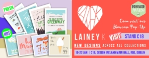LAINEY K Design Ireland showcase 2020